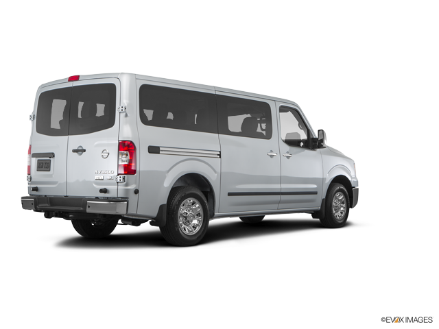 New 2017 Nissan NV Passenger in San Jose, CA