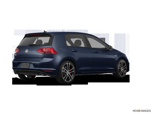 New 2017 Volkswagen Golf GTI in Fairfield, Vallejo, & San Jose, CA