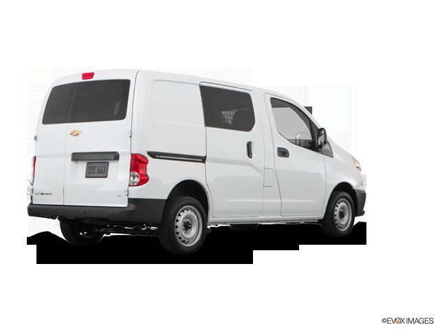 New 2017 Chevrolet City Express Cargo Van in Tifton, GA