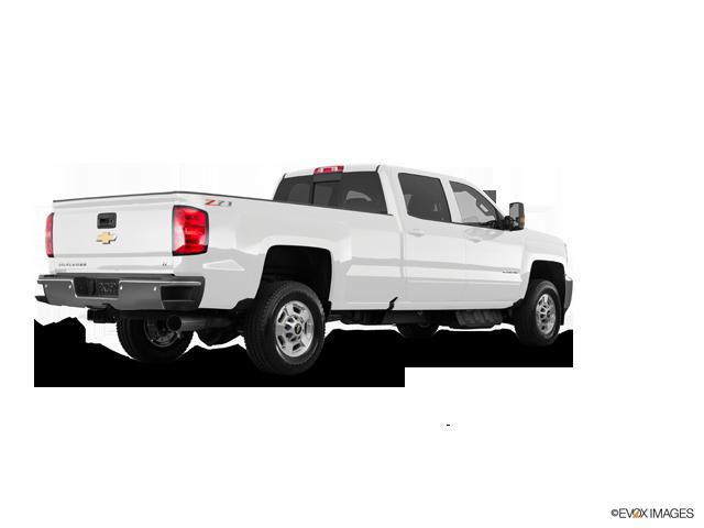 Used 2017 Chevrolet Silverado 2500HD in Watsonville, CA