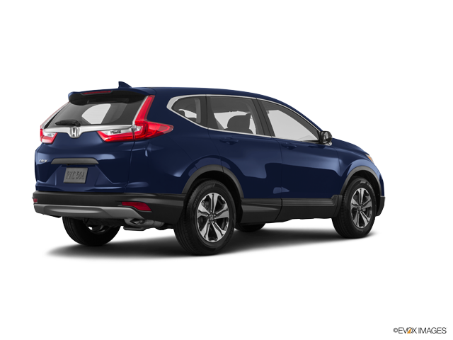 New 2017 Honda CR-V in Colorado Springs, CO