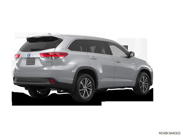 2017 Toyota Highlander Hybrid Hybrid XLE