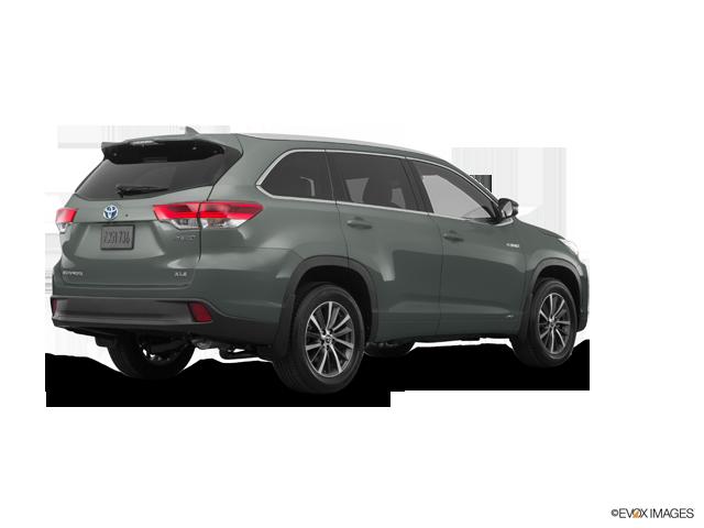 2017 Toyota Highlander Hybrid Hybrid Limited Platinum