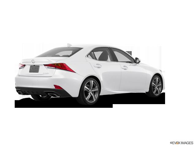 Used 2017 Lexus IS in Ontario, Montclair & Garden Grove, CA