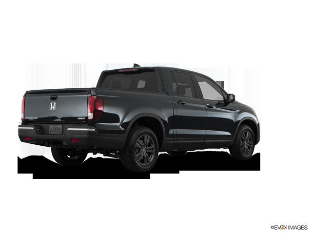 New 2017 Honda Ridgeline in North Charleston, SC