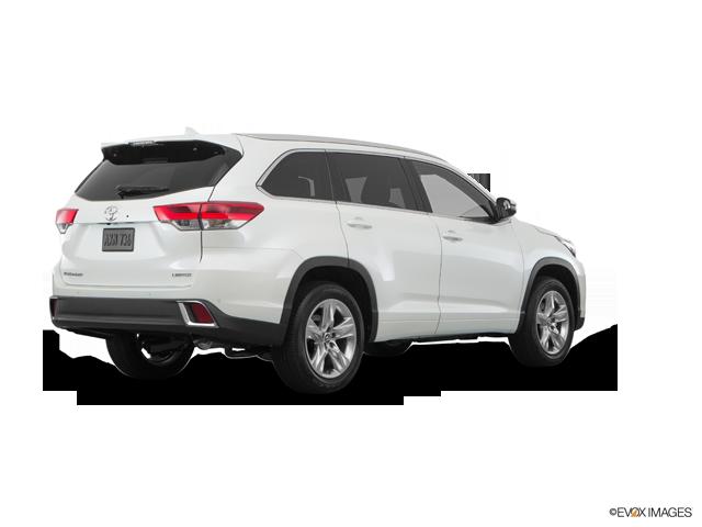 New 2017 Toyota Highlander in Granbury, TX