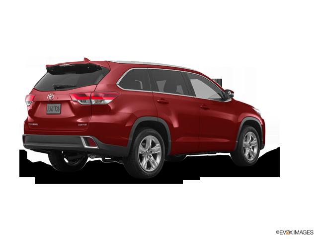 New 2017 Toyota Highlander in Aurora, CO