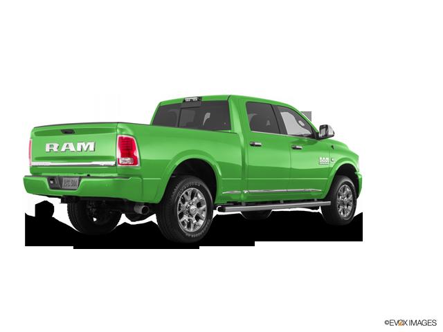 New 2017 Ram 2500 in Fairfield, Vallejo, & San Jose, CA