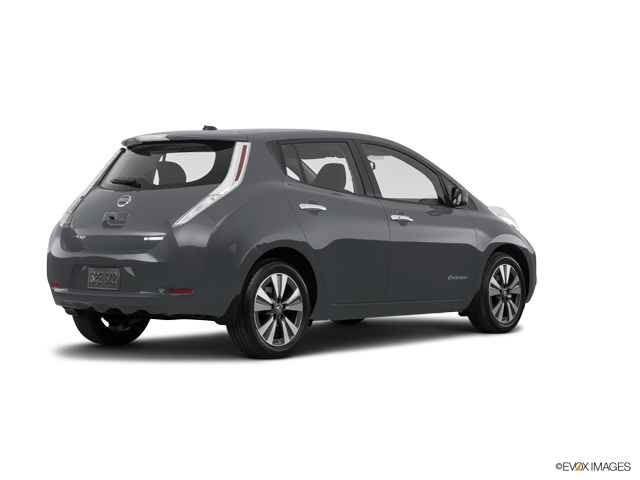 New 2017 Nissan LEAF in Fairfield, CA