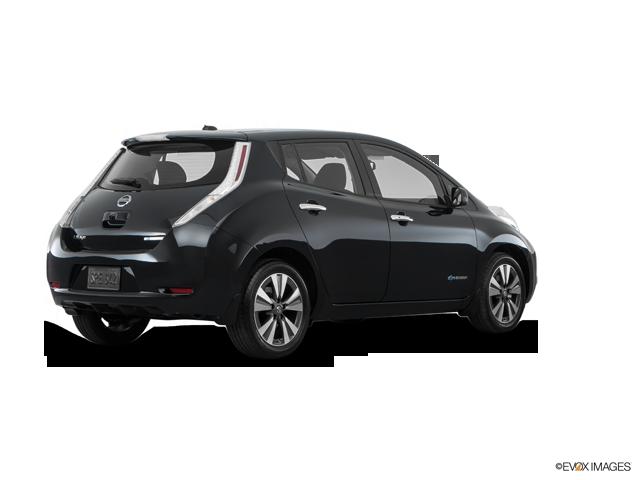New 2017 Nissan LEAF in San Jose, CA