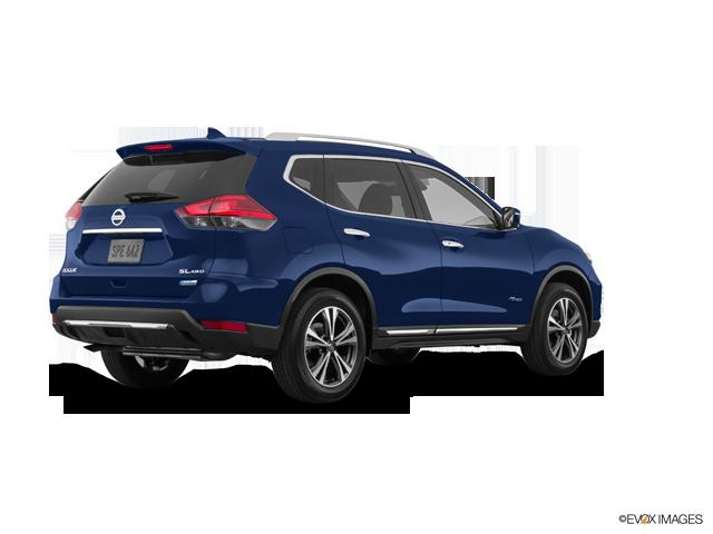 2017 Nissan Rogue SL Hybrid