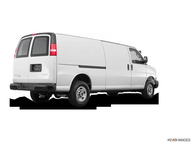 New 2017 GMC Savana Cargo Van in D'lberville, MS