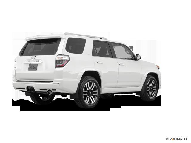 New 2017 Toyota 4Runner in Fairfield, CA