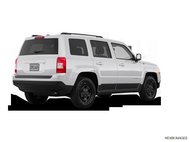 New 2017 Jeep Patriot in Orlando, FL