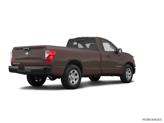 New 2017 Nissan Titan in Fort Myers, FL