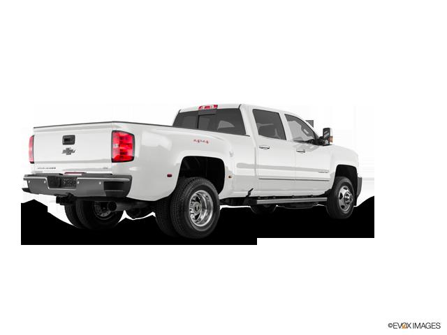 New 2017 Chevrolet Silverado 3500HD in Ontario, CA