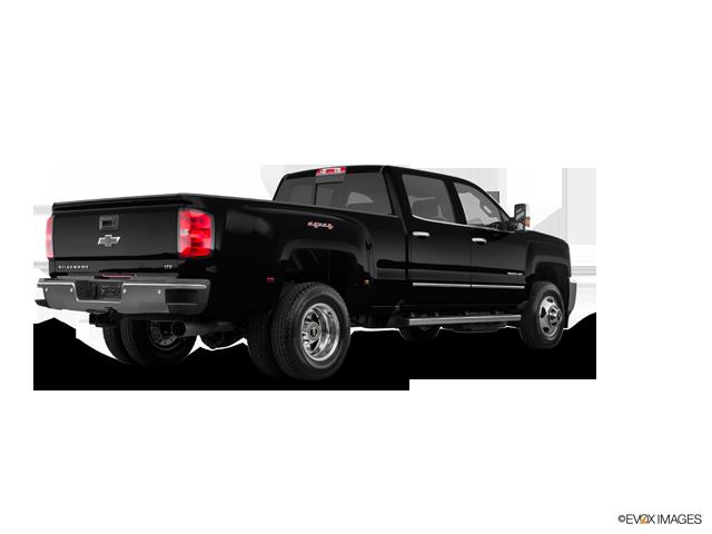 New 2017 Chevrolet Silverado 3500HD in Tulsa, OK