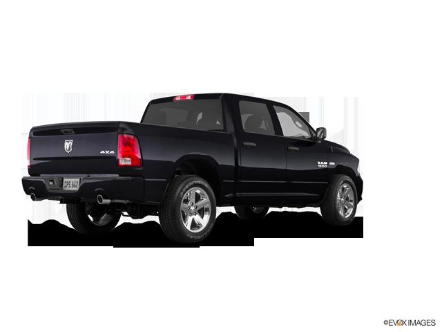 New 2017 Ram 1500 in Tulsa, OK