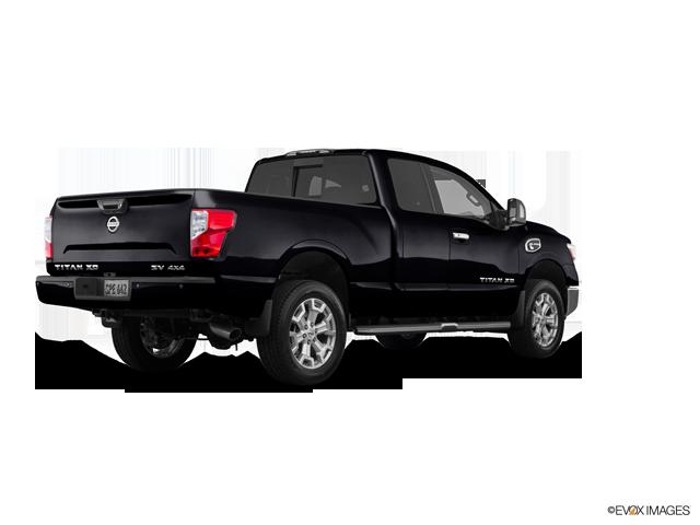 New 2017 Nissan Titan XD in Murfreesboro, TN