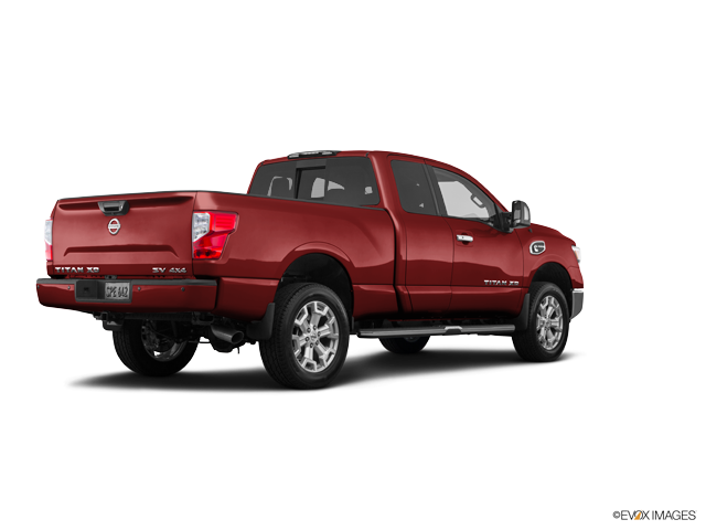 New 2017 Nissan Titan XD in Murfreesboro, TN