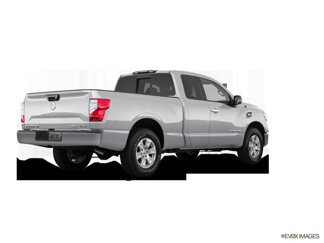 New 2017 Nissan Titan in League City, TX
