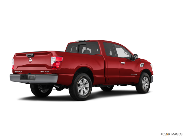 New 2017 Nissan Titan in Hoover, AL