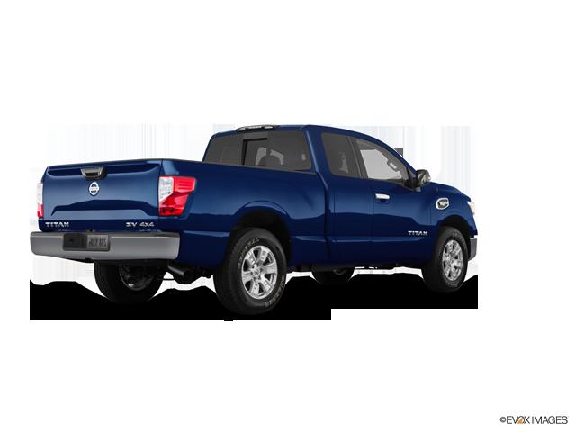 New 2017 Nissan Titan in METAIRIE, LA