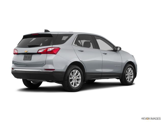 New 2018 Chevrolet Equinox in Jesup, GA