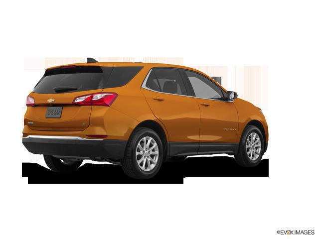 New 2018 Chevrolet Equinox in Garden Grove, CA