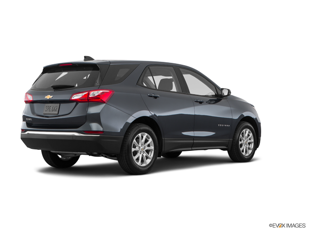 New 2018 Chevrolet Equinox in Indianapolis, IN