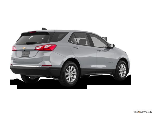 New 2018 Chevrolet Equinox in Aurora, OH