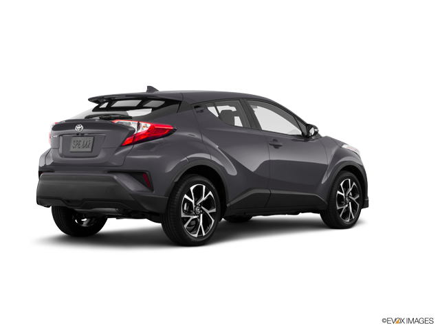 New 2018 Toyota C-HR in Hopkinsville, KY