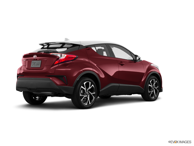 New 2018 Toyota C-HR in Bastrop, TX