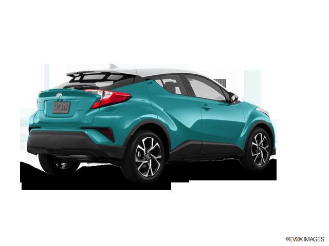 New 2018 Toyota C-HR in Hempstead, NY
