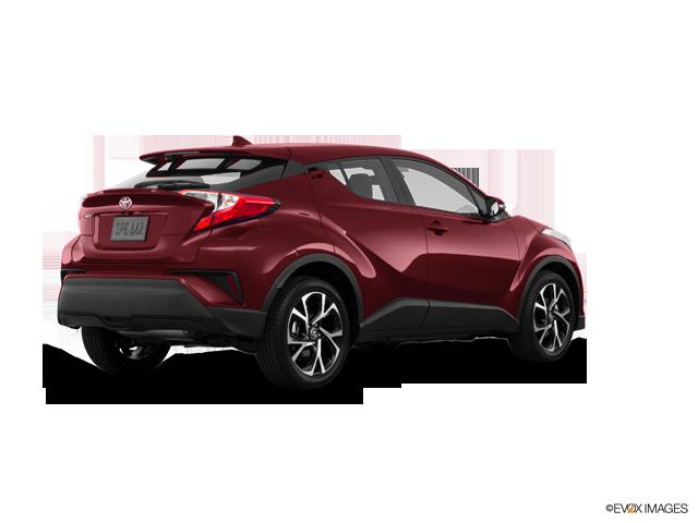 New 2018 Toyota C-HR in Cape Girardeau, MO