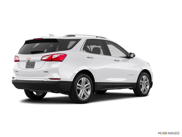 New 2018 Chevrolet Equinox in High Point, NC
