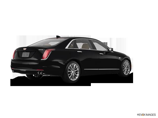 New 2018 Cadillac CT6 Sedan in Ontario, CA