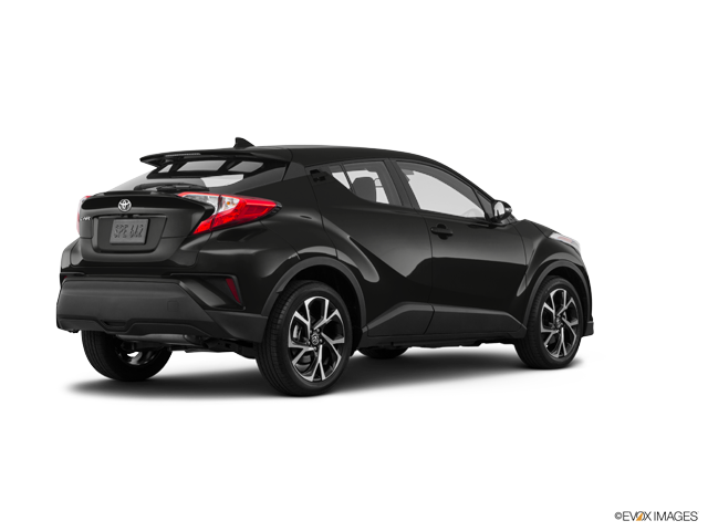 New 2018 Toyota C-HR in Berkeley, CA