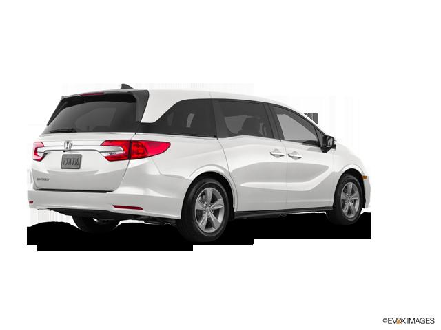 New 2018 Honda Odyssey in Santa Rosa, CA