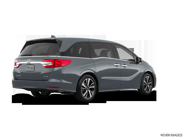 2018 Honda Odyssey Elite 5fnrl6h9xjb067597 Moss Motors