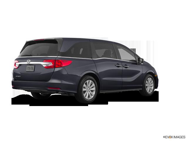 New 2018 Honda Odyssey in Vero Beach, FL