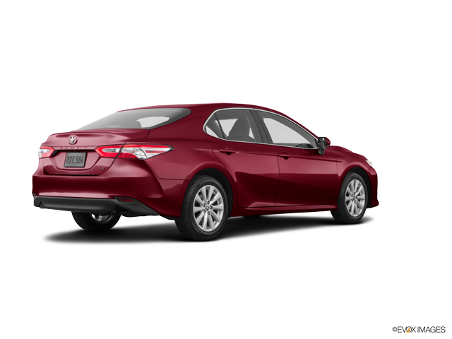 New 2018 Toyota Camry in Gulfport, MS