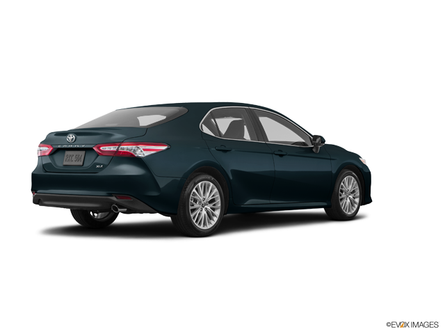 New 2018 Toyota Camry in Scottsboro, AL