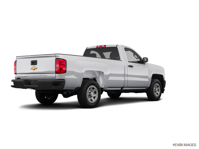 Used 2018 Chevrolet Silverado 1500 in Alamagordo, NM