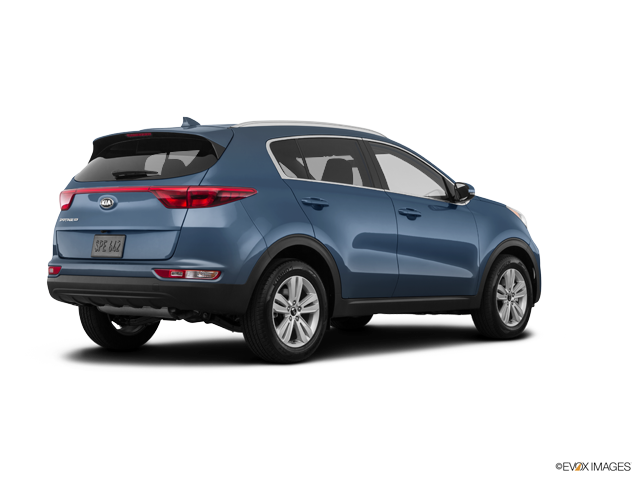 New 2018 KIA Sportage in Duluth, MN