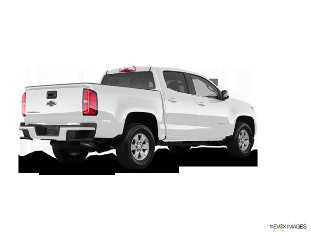 New 2018 Chevrolet Colorado in Alamagordo, NM