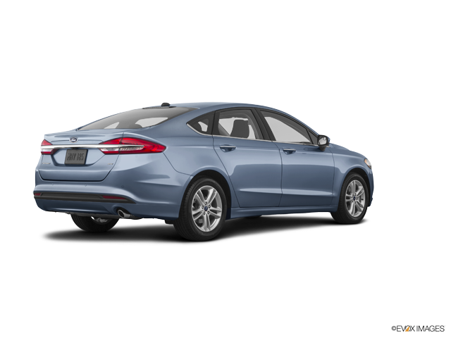 New 2018 Ford Fusion in Tallahassee, FL