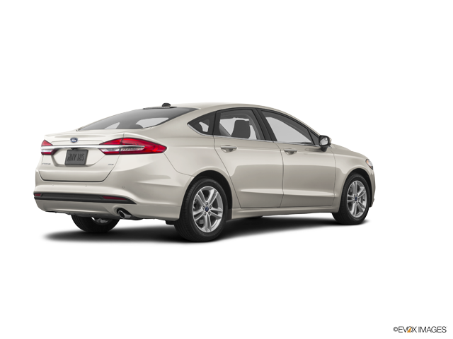 New 2018 Ford Fusion in Dyersburg, TN