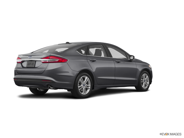 New 2018 Ford Fusion in Temecula, CA