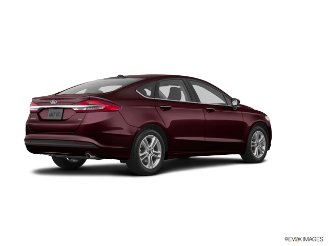 New 2018 Ford Fusion in Tampa Bay, FL
